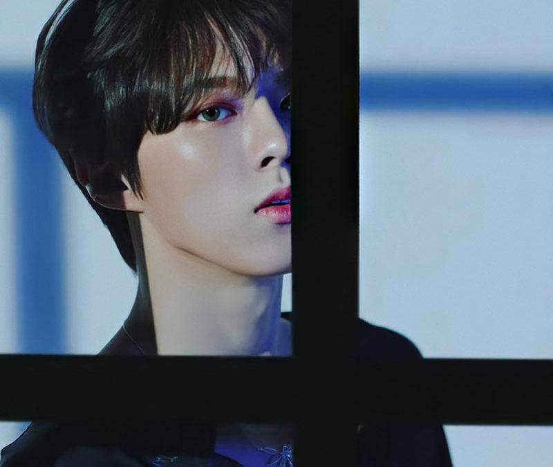 KIM WOO SEOK (김우석) '적월 (赤月) (Red Moon)' M/V (Face ver.)