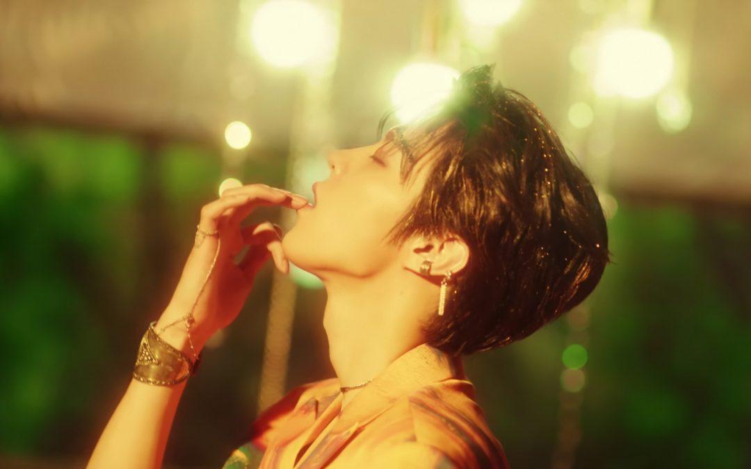 [Teaser1] KIM WOO SEOK(김우석) _ Red Moon (赤月) (적월) Teaser Ⅰ