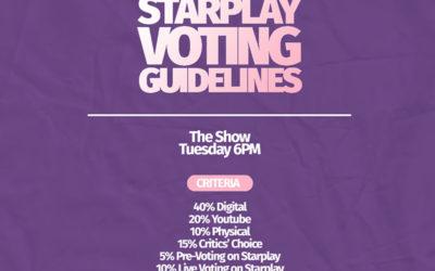 STARPLAY Voting Guide for Kim Wooseok