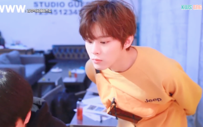 [ENG SUB] WWW: Explosion of Kim Wooseok's mischievous charm! Behind-the-scenes of DAZED photo shoot