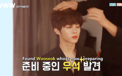 [ENG SUB] WWW: Kim Wooseok is 'everything', clio advertising behind the scene